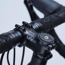 Vélo Route Femme cyclosport Cadre Carbone noir