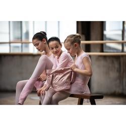 Tas voor ballet meisjes roségoud