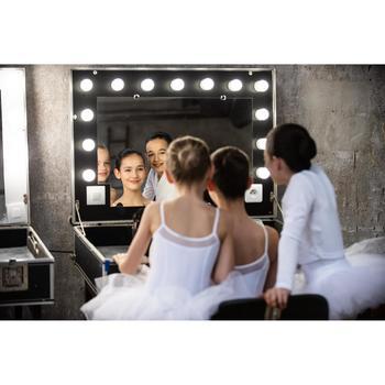 Set voor knotje klassieke dans dames en meisjes blond