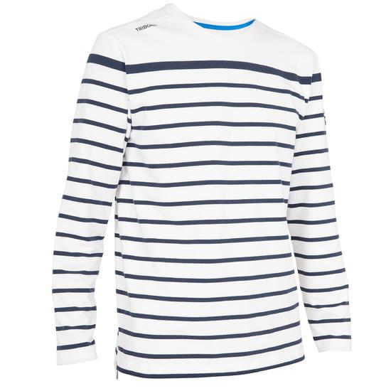 T-shirt met lange mouwen zeilen 100 heren - 166571