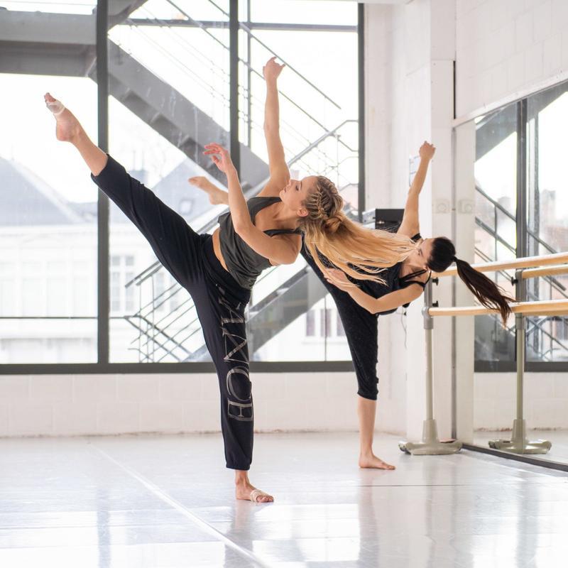 Modern Dance Toe Pads - Nude | Domyos