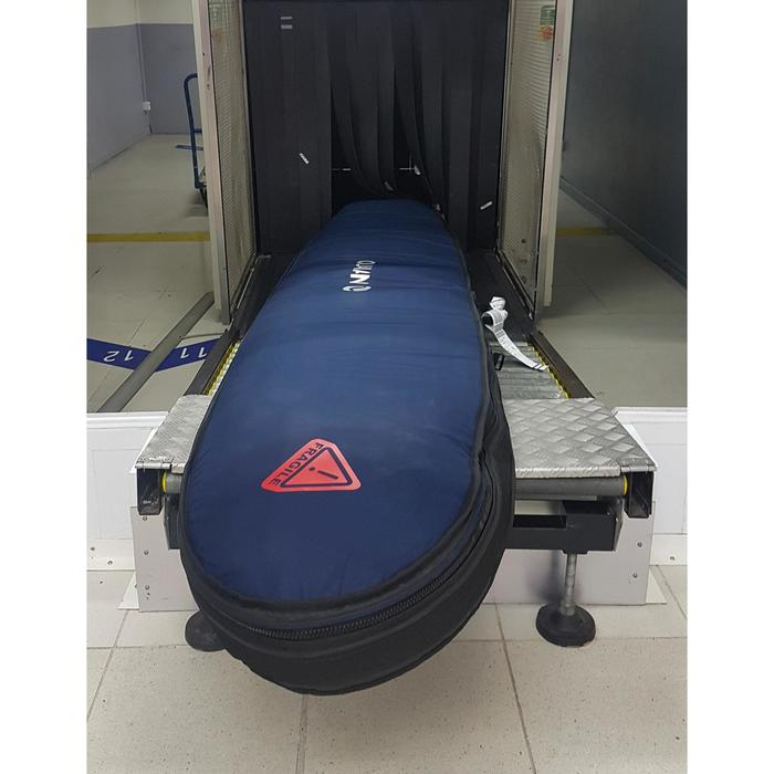 """Boardbag voor surftrip 900 voor surfboard van maximum 8'2 x 22"""""""