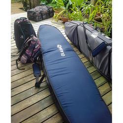 """Boardbag voor surftrip 900 voor surfboard van maximum 6'3 x 21"""""""