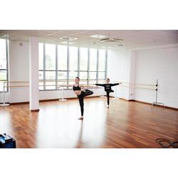 Pantalón danza moderna modulable niña negro