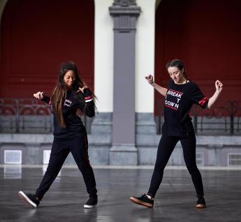 idées cadeaux danses urbaines