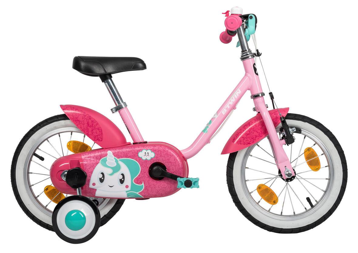 bicicleta_14pouces_enfant_decathlon_btwin_rose