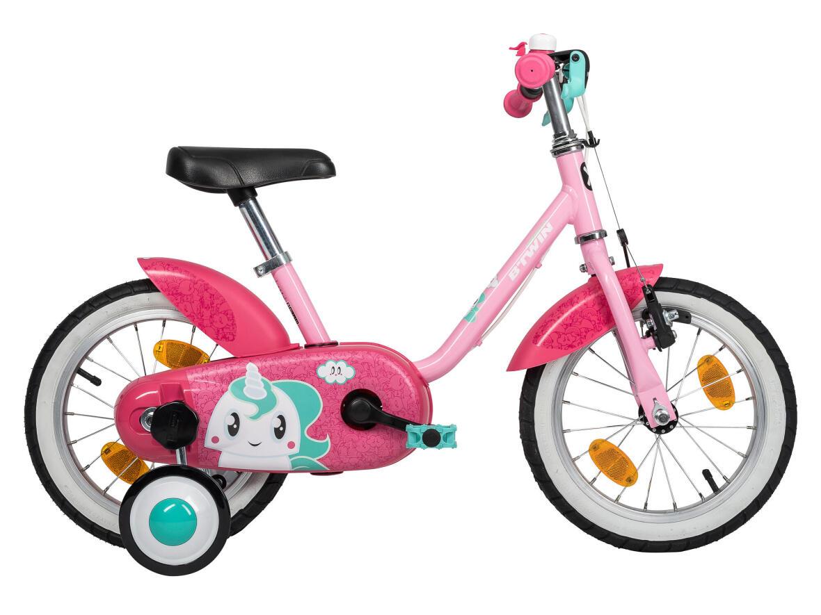 Fahrrad_14pouces_enfant_decathlon_btwin_rose