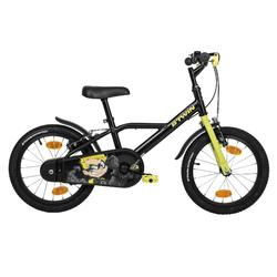 500 Dark Hero 16-Inch Bike 4-6 Years