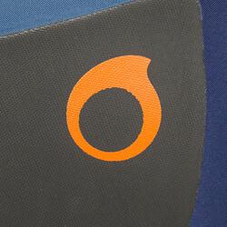 Heren surfpak 500 neopreen 3/2 mm blauw - 166623