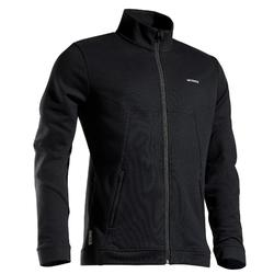 TJA500 Thermal Tennis Jacket - Black