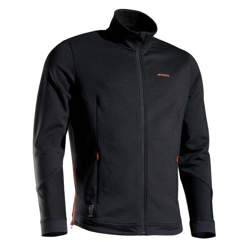 Îmbrăcăminte respirantă bărbați Sporturi cu racheta - Jachetă Tenis TJA900 Bărbați ARTENGO - Imbracaminte padel