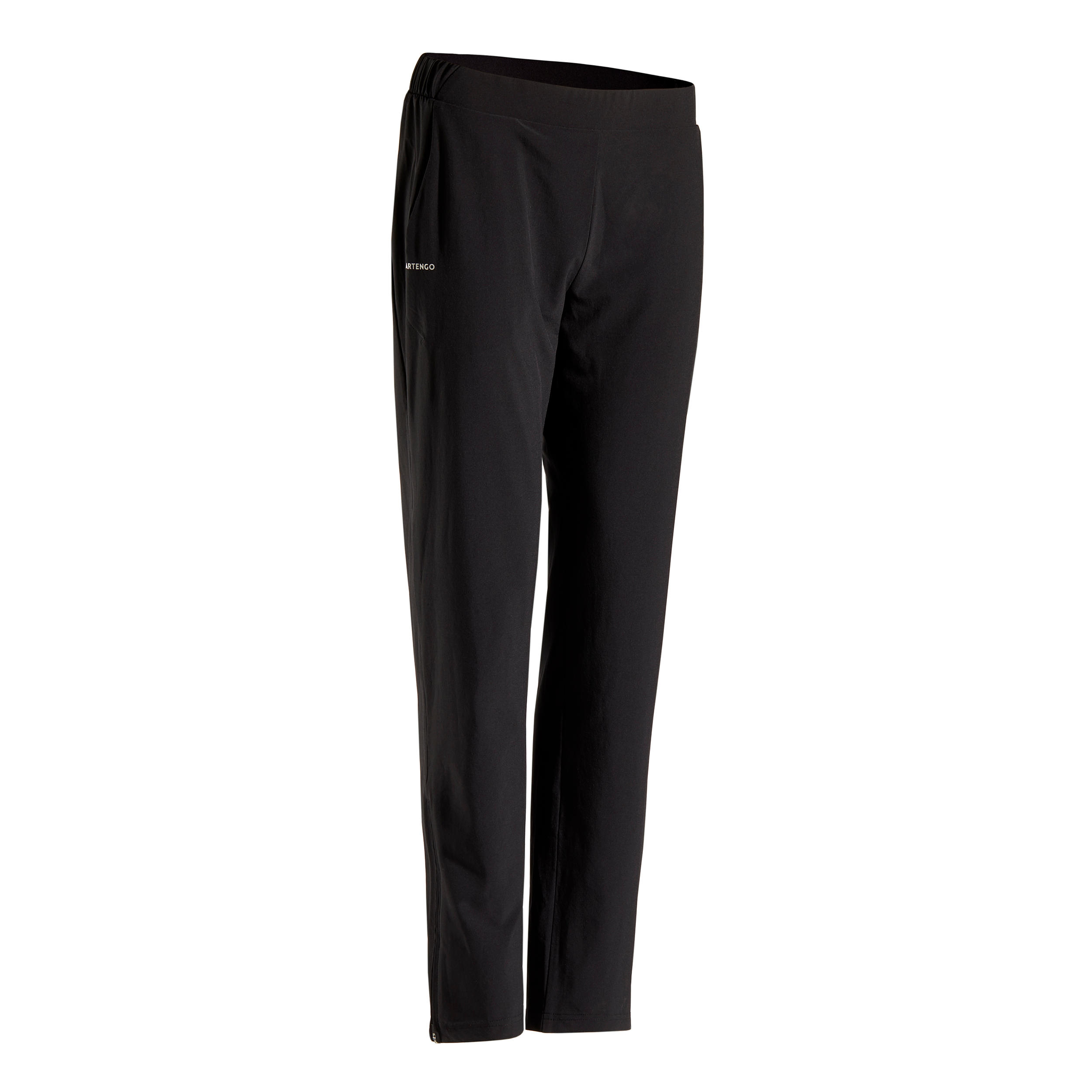 Pantalon Tenis Dry 500 Damă imagine