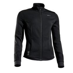 JK Dry 900 Women's Tennis Jacket - Black