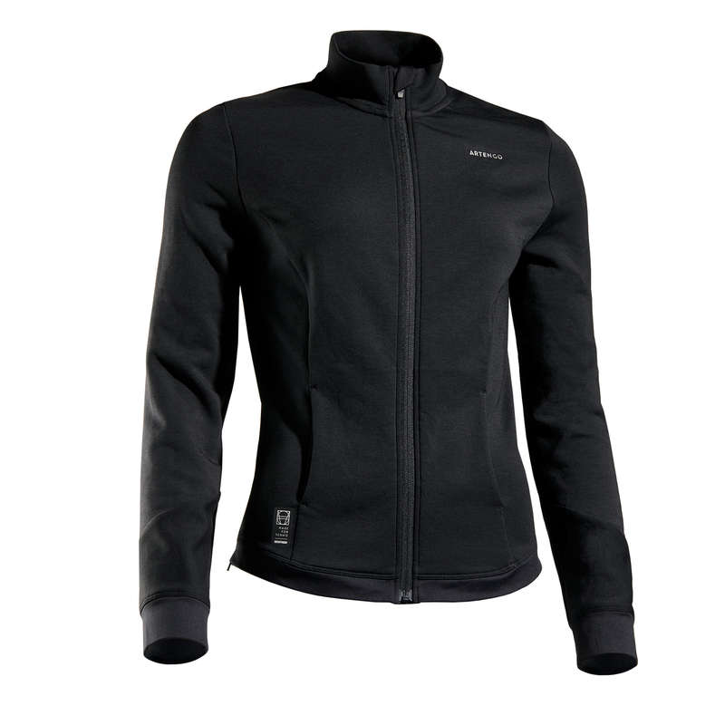 WOMEN WARM CONDITION RACKET SP APAREL Tennis - Women's Jacket JK Dry 900 ARTENGO - Tennis Clothes