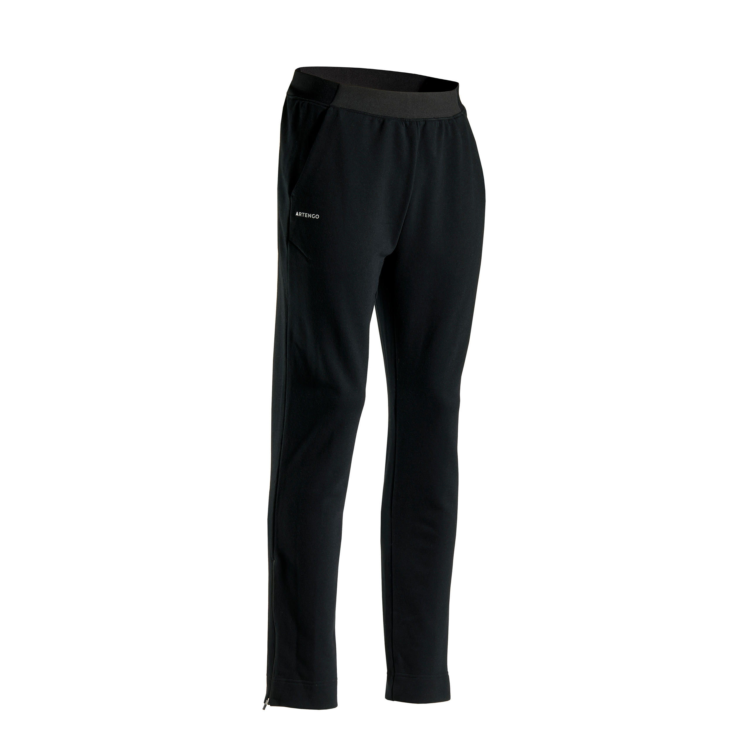 Pantalon TPA 500 TH negru imagine