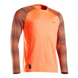 Tennisshirt voor heren TTS500 oranje