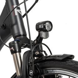 "E-Bike 28"" Riverside City Nexus 8 Active Plus 400 Wh Rücktritt anthtrazit"