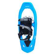 Medium Deck Snowshoes - Quechua SH100 - Blue