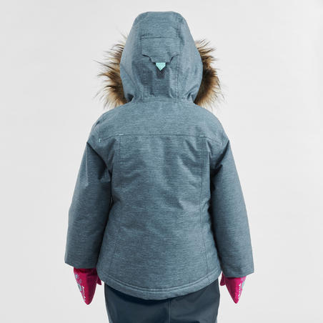 Manteau SH500 U-Warm – Enfants