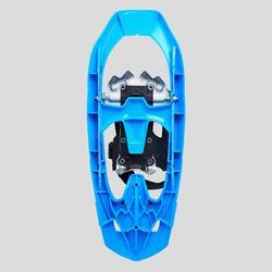 Raquettes à neige SH100 bleu