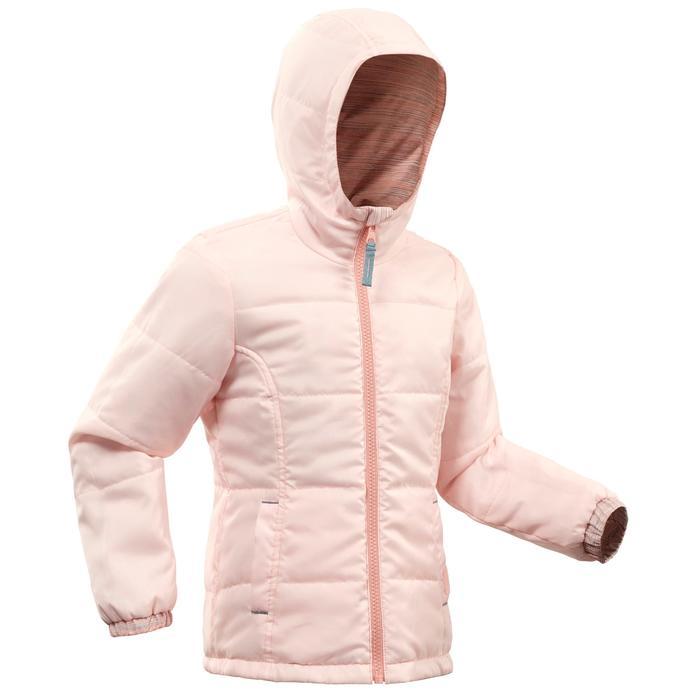 2到6歲兒童款保暖防水健行外套SH100