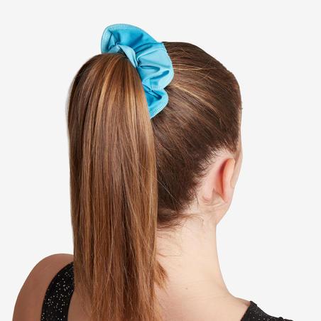 Scrunchie Senam Artistik Wanita - Turquoise