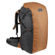Trekking Travel Rucksack 60 Litres | TRAVEL 100 - Camel