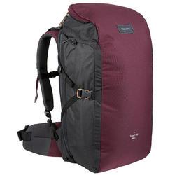 Backpack Travel 100 40L - Burgundy