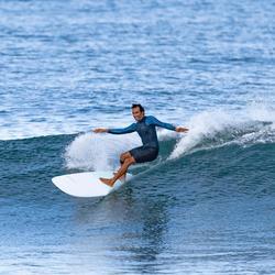 Planche de surf rigide 9' longboard 900 .Livrée avec 2+1 ailerons.