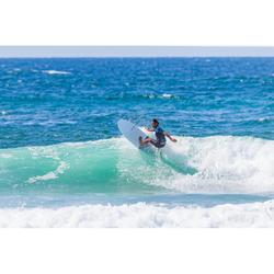 """Hardtop surfboard 6'2"""" egg 900. Geleverd met 3 vinnen."""
