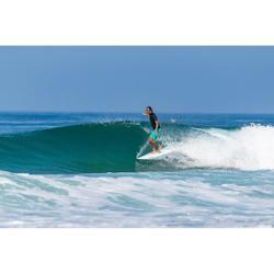 Surfboard Hardboard 9'4 Longboard 900 Noserider 74l inkl. 1 Finne