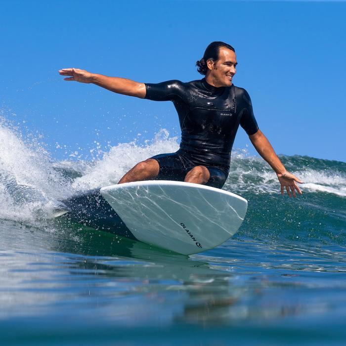 900 Rigid Retrofish Surfboard 6'. Comes with 2 fins.