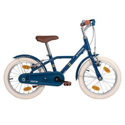 Kinderfahrrad 16 Zoll City 900 Alu blau