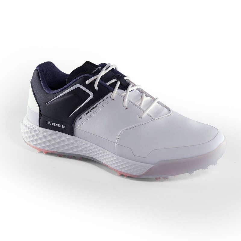 N#I GOLFCIP# ENYHE ID#RE Golf - Női golfcipő Grip Waterproof  INESIS - Golfruházat, Golf cipő, Golf kesztyű