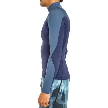 top neoprene surf 900 Manches Longues homme bleu - 166674