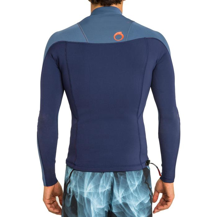 top neoprene surf 900 Manches Longues homme bleu - 166679