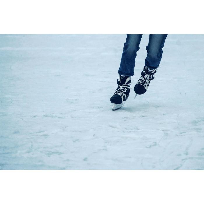 IJsschaatsen voor heren Fit 3 zwart/wit