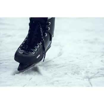 Patin à glace FIT50 homme noir