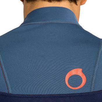 top neoprene surf 900 Manches Longues homme bleu - 166692