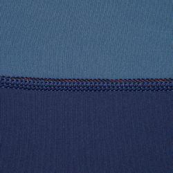 Neopreen surftop 900 met lange mouwen voor heren blauw - 166693