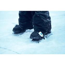 Patinette à glace enfant PLAY 1 noir