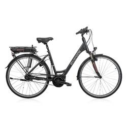 E-Bike City Bike 28 Zoll Riverside City Nexus 8 Active Plus 400 Wh Freilauf