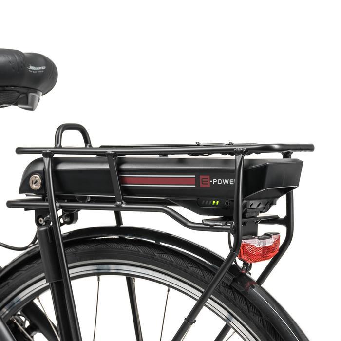 E-Bike City Bike 28 Zoll Riverside City Nexus 8 Active Plus 400 Wh Freilauf