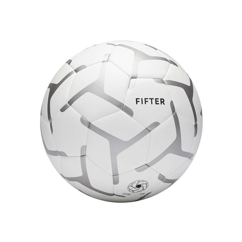 FIVE A SIDE Football - 100 5-A-Side Football S4 - Wht FIFTER - Football