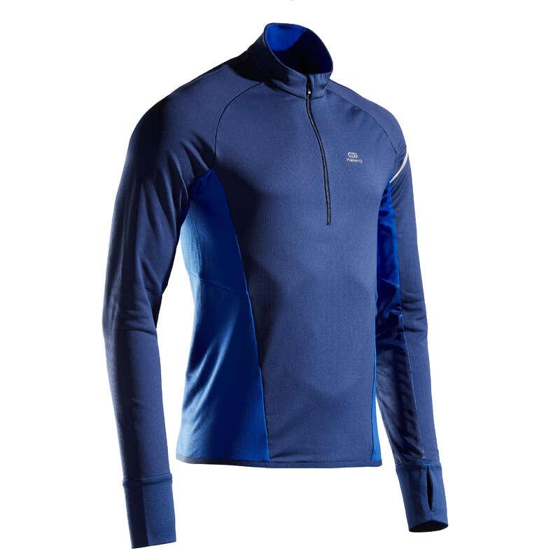 MAN ROAD RUNNING COLD WEATHER CLOTHES - LS WARM LIGHT T-SHIRT KIPRUN