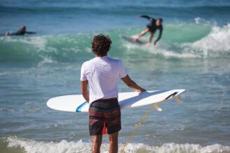Olaian UV-bescherming UV-shirt Surf