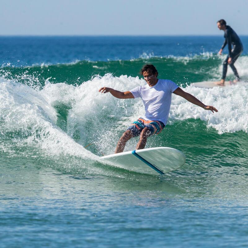 Olaian T-shirt anti-UV surf