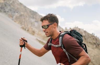 lunettes soleil randonnée quechua decathlon