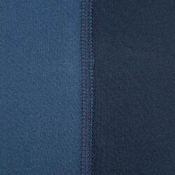Thermische en uv-werende rashguard 900 met lange mouwen voor heren blauw - 166776