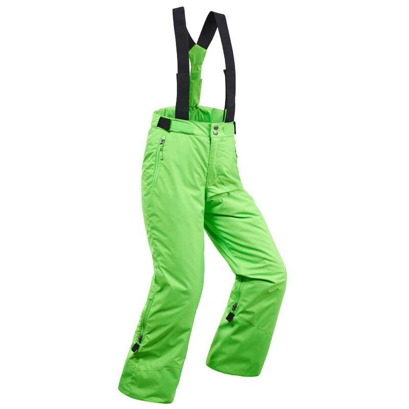 BOY. ADVANCE ON PIST SKIING EQUIPMENT Schi si Snowboard - Pantalon schi PNF 500 Copii  WED'ZE - Imbracaminte schi copii